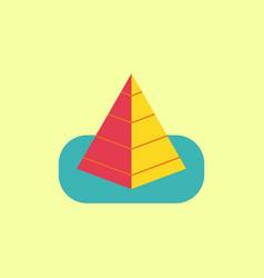 Egypt pyramid vector