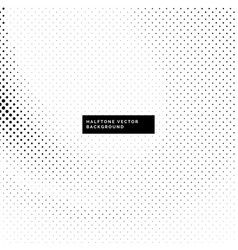 Halftone background in clean minimal style vector