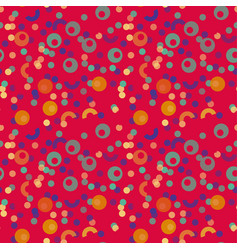 Magnificent berries seamless pattern vector