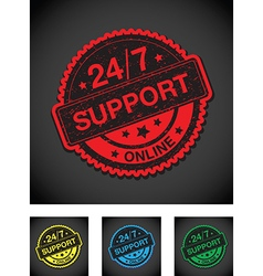 24 hour support vector
