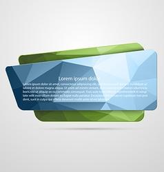 Abstract banner Idea concept vector image