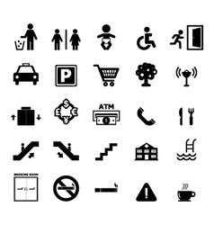 Public Icon vector