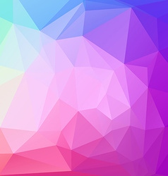 Abstract green Geometric Background for Design vector