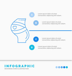 belt safety pregnancy pregnant women infographics vector image