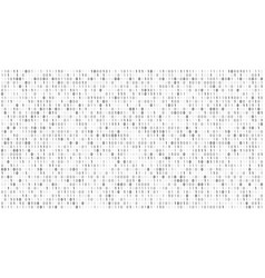 binary matrix code computer data stream digital vector image
