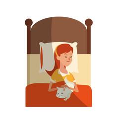 People resting design vector