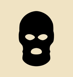 terorist vector image vector image