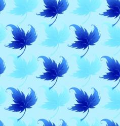 floral wallpaper pattern vector image vector image