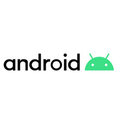 Android logotype vector