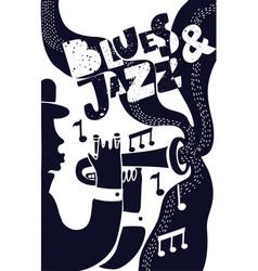 Jazz poter vector