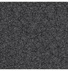 cracked asphalt vector image