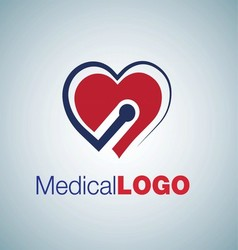 MEDICAL LOGO 4 vector image