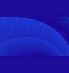 blue color background vector image