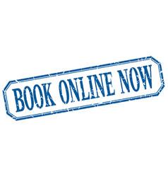 Book online vector