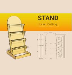 Cnc laser cutting showcase laser cut no glue vector