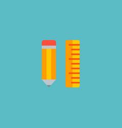 Design tool icon flat element vector