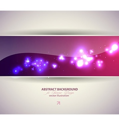 Abstract Fantasy Background vector image
