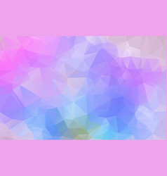 triangle mosaic low polygonal abstract background vector image