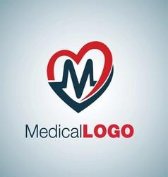 MEDICAL LOGO 7 vector image