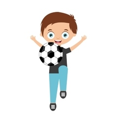 Cartoon kids design vector