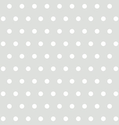 popular gray vintage dots abstract pastel pattern vector image