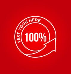 100 text label template design vector