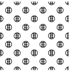 Asian shashlik pattern vector