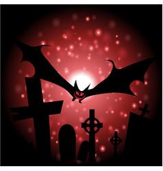 Creative design for happy halloween background vector
