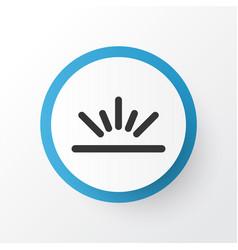 Fajr icon symbol premium quality isolated dawn vector