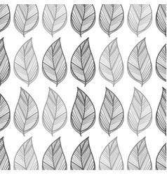 Leaves background design decoration vector