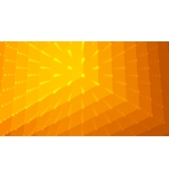 Abstract background Matrix of points and vector
