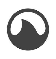 Grooveshark vector image