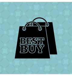 commercial tags design vector image