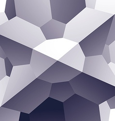 Abstract geometric 3D background complicated vector