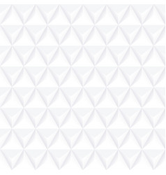 white geometric decorative texture - seamless vector image