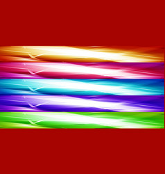 A set of graphic light backgrounds vector