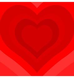 Heart symbol concept vector image vector image
