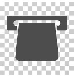 Bank Terminal Icon vector