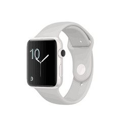 image a smart watch on a white background vector image