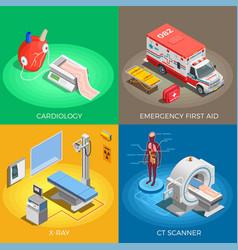 Modern medicine design concept vector