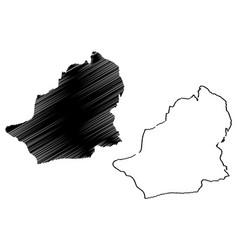 Kars map vector