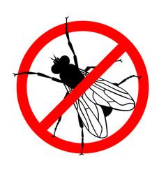 No fly 2 vector