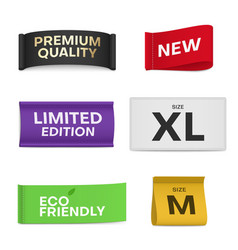 premium quality new limited edition eco vector image