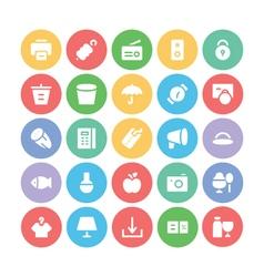 Shopping Icons 10 vector