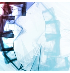 Abstract art background vector image vector image