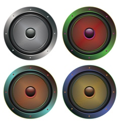 Audio Speaker Icon5 vector