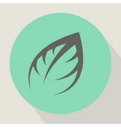 The Plant Icon vector