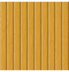 Wooden wall texture vector image