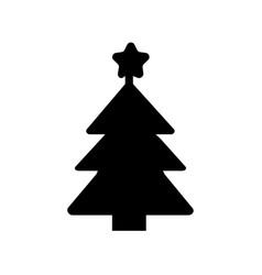 silhouette flat icon simple design symbol vector image vector image