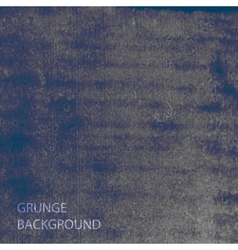 Grunge watercolor background brushed ink texture vector image